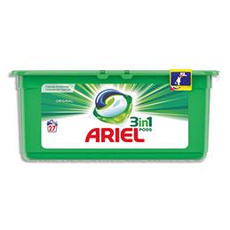 Lessive liquide Ariel - 765 g - parfum regulier - boîte de 27 doses (photo)