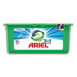 Lessive liquide Ariel - 765 g - parfum alpine - boîte de 27 doses (photo)