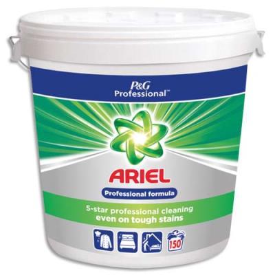 Lessive poudre complète Ariel - 9,75 kg - seau de 150 doses (photo)