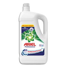 Lessive liquide concentrée Ariel - 4,95 L - bidon de 90 doses (photo)