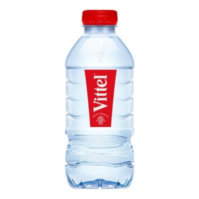 Bouteille d'eau minérale Vittel - 33 cl (photo)