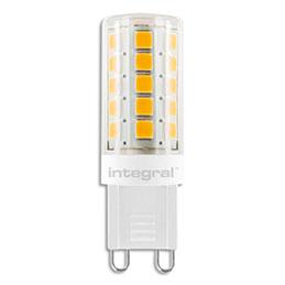 Ampoule LED Integral à broches - G9 - 3 Watts - 300 Lumen - 2700 Kelvin - intensité variable (photo)