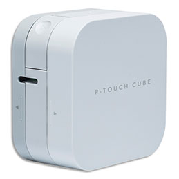 Etiqueteuse Brother Cube Plus PT-P710BT - 24 mm - connectable et bluetooth (photo)