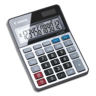Calculatrice nomade Canon LS-122TS - 12 chiffres