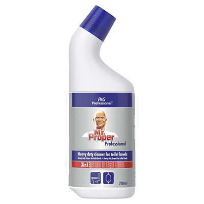 Professional gel WC  3 en 1 Mr Propre - flacon de 750 ml (photo)