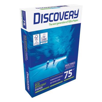 Papier Discovery - très blanc - 75 g - A3 - ramette de 500 feuilles