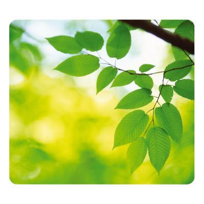 Tapis de souris FELLOWES EARTH SERIES - décor feuilles