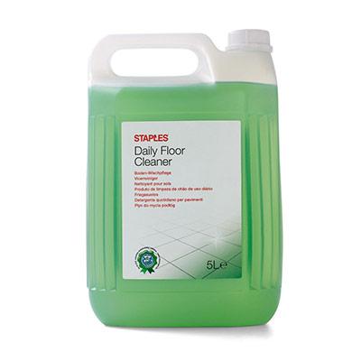 Nettoyant sol quotidien - senteur pin - concentré vert - 5 L (photo)