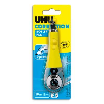 Roller Pen correction ergonomique UHU - avec vis d'ajustement intégrée