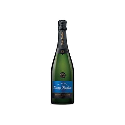 Champagne Brut Réserve - bouteille de 75 cl - bouteille 750 millilitres (photo)