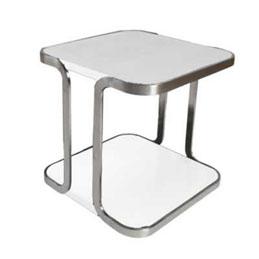 Table basse gamme Izamu - Dimensions : L 90 cm x P 90 cm x H 36 cm