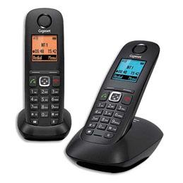Téléphone sans fil Gigaset A540 duo (photo)
