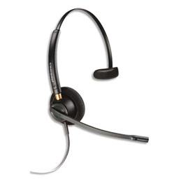 Micro-casque filaire Plantronics Encore Pro HW510 - 1 écouteur (photo)