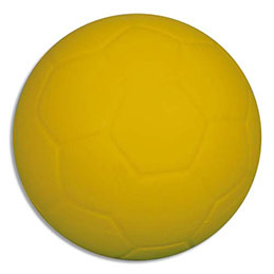 Ballon en mousse haute densité diamètre 20cm, poids 290g