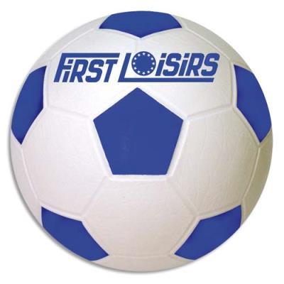 Ballon en PVC type foot diamètre 20cm, poids 300g, 32 panneaux