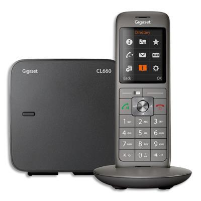 Téléphone Gigaset CL660 - solo (photo)