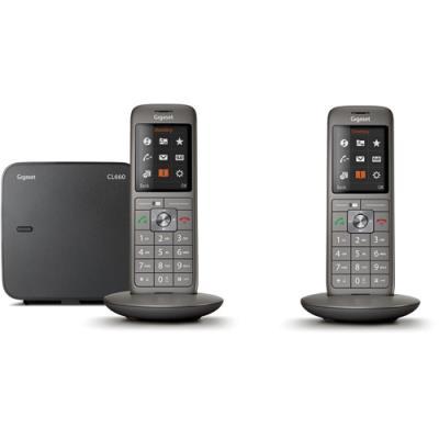 Téléphone Gigaset CL660 - duo (photo)