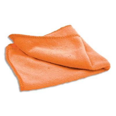 Chiffon microfibre Nobo - pour nettoyage tableaux blancs ou verre (photo)