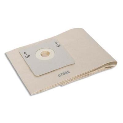 Sacs d'aspiration Taski - en papier - 8 L - pour aspirateur Taski Go - beige (photo)
