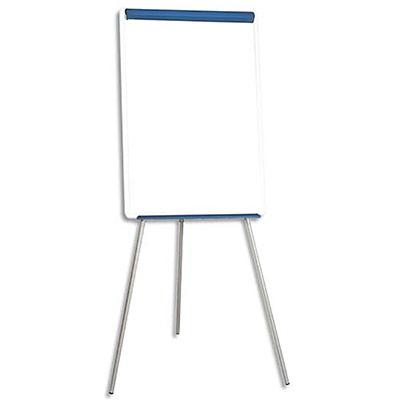 Chevalet de conférence 5 Etoiles - fond mélaminé effaçable à sec - bleu (photo)