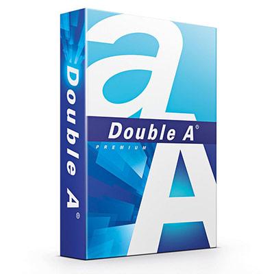 Papier Double A - extra blanc - 80 g - A4 - ramette de 500 feuilles