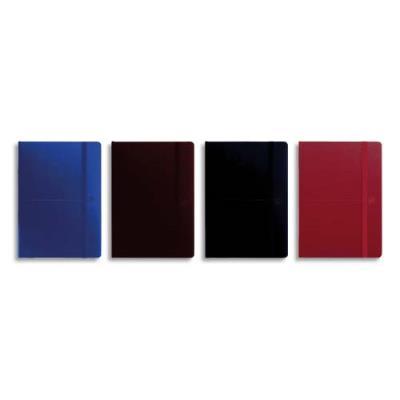 Agenda Oxford - artist - 1 jour par page - fermeture élastique - 15 x 21 cm - assortis