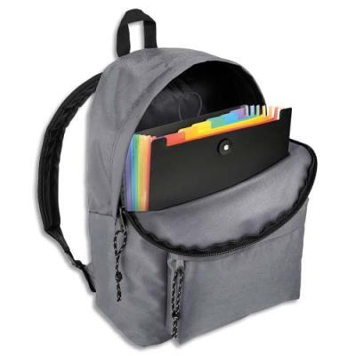 Trieur 6 positions Viquel Rainbow Class - pour sac à dos - 25x33x3,5 cm - intérieurs multicolores
