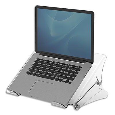 Support ordinateur portable Fellowes Clarity