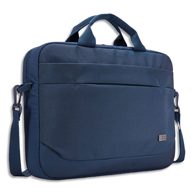 Sacoche Case logic advantage ADAV114 - bleu