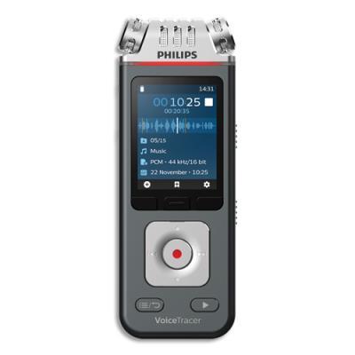 Enregistreur numérique Philips Voice Tracer Dvt 6110 - 8 Go (photo)