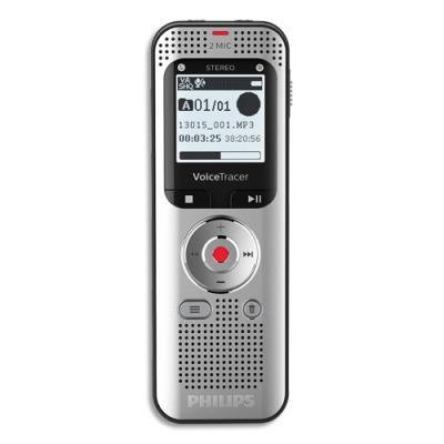 Enregistreur numérique Philips Voice Tracer Num DVT2050 - 8 Go (photo)
