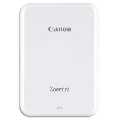 Imprimante instantanée Canon Zoémini 3204C006 - blanc
