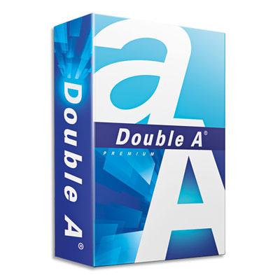 Feuilles papier extra blanc Alizay Premium double a - format A5 - 80 g - ramette 500 feuilles (photo)