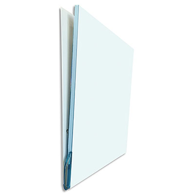 Chemise Novaclass - carte pelliculé sans maintien télescopique - boîte de 25 - coloris assortis