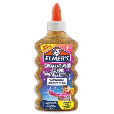 Colle à paillettes Elmers - or - 177 mL