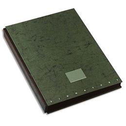 Parapheur Elba  Signature - 24 compartiments - vert - couverture pelliculée imprimée (photo)