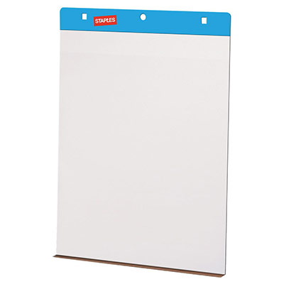 Blocs papier uni - paquet 5 unités (photo)