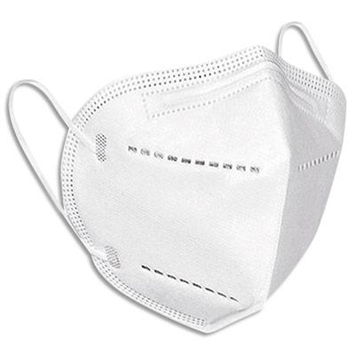 Masques à bec jetable KN95 - Normes GB2626:2006 - filtration supérieure ou égale à 95% - boite de 10