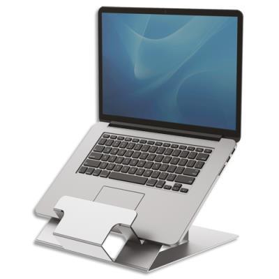 Support PC portable aluminium Fellowes Hylyft