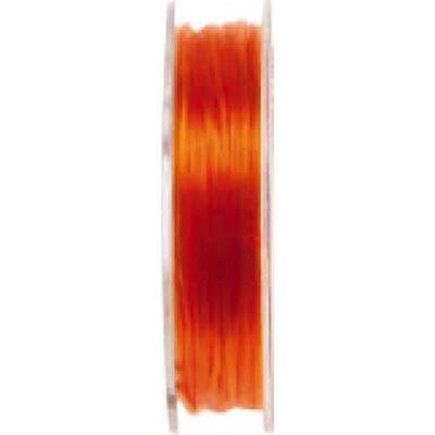 Carte de 5m de fil élastique transparent (photo)