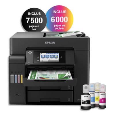Imprimante multifonction Epson - Ecotank ET-5850 C11CJ29401
