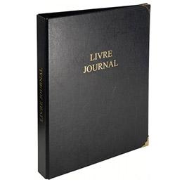 Classeur livre journal Claircell- classeur registre (MT801439) (photo)