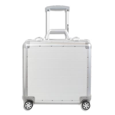 Valise de voyage Alumaxx 45172 Gemeni - argent mat