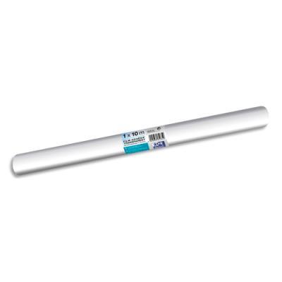 Rouleau couvre-livres adhésif - 1 x 10 m - incolore