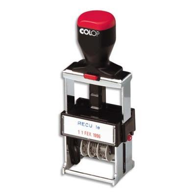 Dateur Colop multiformules à encrage automatique spécial usage intensif - 4 formules commerciales (photo)