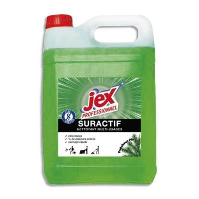 Nettoyant multi-usages suractif Jex- parfum Pin des landes - bidon de 5L (photo)