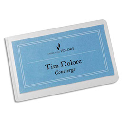 pochettes de plastification froid pour format carte de visite 57 x 90mm bo te de 10 achat. Black Bedroom Furniture Sets. Home Design Ideas