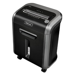 Destructeur de documents Fellowes 79 Ci 4679001 - 16 feuilles - coupe croisée (photo)