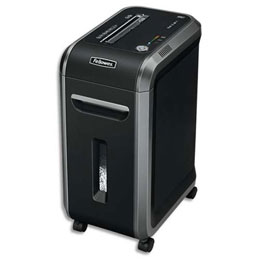 Destructeur de documents Fellowes 99 Ci - usage intensif - coupe croisée (photo)