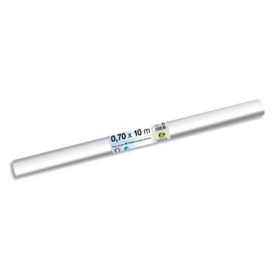 Couvre livre PVC - incolore - 0,70x10 m Ecole (photo)